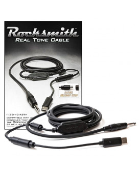 Rocksmith Cable PC Playstation 3 Playstation 4 XBOX 360 XBOX ONE