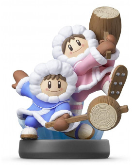 Amiibo Super Smash Bros - Ice Climbers