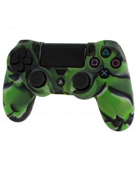 Pro Soft Silicone Protective Cover Camo Green
