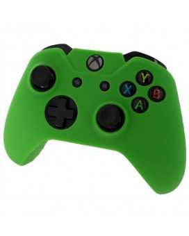 Pro Soft Silicone Protective Cover Green
