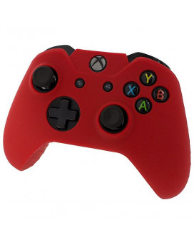 Pro Soft Silicone Protective Cover Red