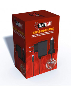 Charge Me Up Pack GameDevil Nintendo Switch