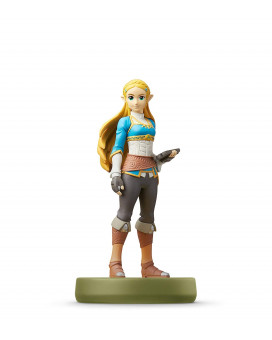 Amiibo Zelda - Breath of the Wild - Zelda