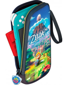 Slim Travel Case BigBen - Zelda Nintendo Switch Lite