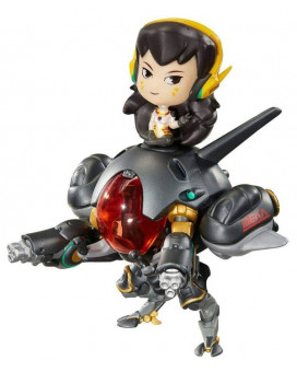 Mini Figure Cute But Deadly – D. VA Carbon Fiber with Mekka