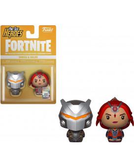Mini Figure Fortnite - Pint Size Heroes - Omega & Valor