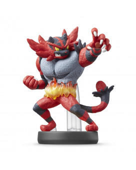 Amiibo Super Smash Bros - Incineroar