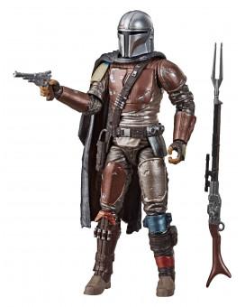 Action Figure Star Wars The Mandalorian Black Series Carbonized - The Mandalorian