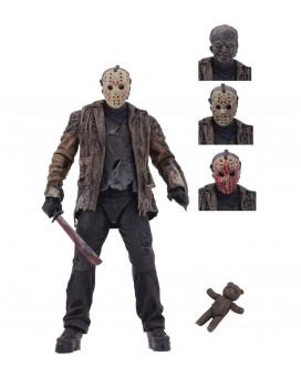 Action Figure Freddy vs. Jason Ultimate - Jason Voorhees