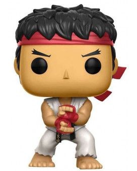 Bobble Figure Street Fighter POP! - Ryu ( Special Attack )