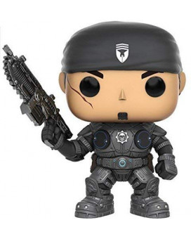 Bobble Figure Gears Of War 4 POP! - Marcus Fenix 9cm