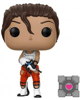 Bobble Figure Portal 2 POP! - Chell 9cm
