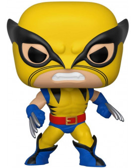 Bobble Figure Marvel 80th POP! - First Appearance Wolverine 9cm