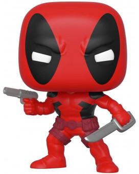 Bobble Figure Marvel 80th POP! - First Appearance Deadpool 9cm