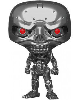 Bobble Figure Terminator Dark Fate POP! - REV-9 Endoskeleton 9cm