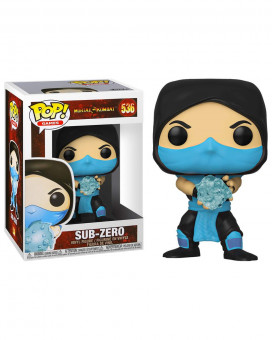 Bobble Figure Mortal Kombat POP! - Sub-Zero