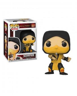 Bobble Figure Mortal Kombat POP! - Scorpion