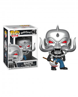 Bobble Figure Motorhead POP! - Warpig