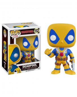 Bobble Figure Deadpool POP! - Deadpool Yellow