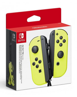 Gamepad Joy-Con Pair Neon Yellow