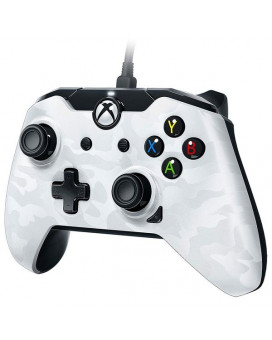 Gamepad PDP Ghost White