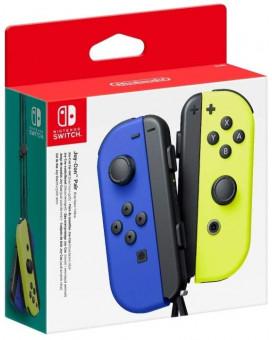 Gamepad Joy-Con Pair Blue/Neon Yellow