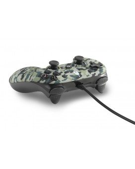 Gamepad Spartan Gear Oplon - Camo Green PC Playstation 3