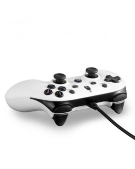 Gamepad Spartan Gear Oplon - White PC Playstation 3