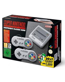 Konzola Super Nintendo Entertainment System - SNES Classic Mini
