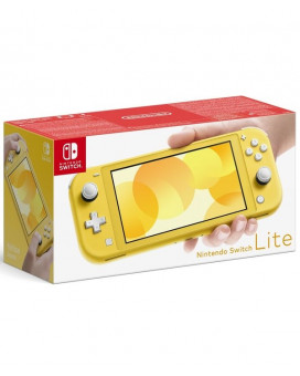 Konzola Nintendo Switch Lite - Yellow