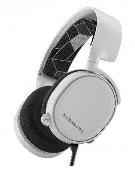 Slušalice Steelseries Arctis 3 - White