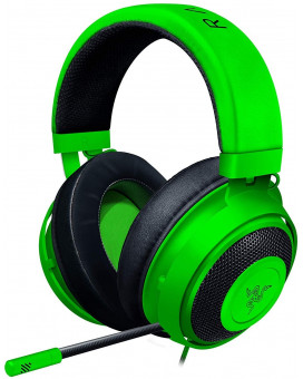 Slušalice Razer Kraken Oval Green PC