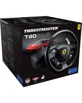 Volan Thrustmaster T80 Ferrari 488 GTB Playstation 4
