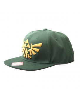 Kačket Bioworld Nintendo - Zelda Golden Logo Snap Back