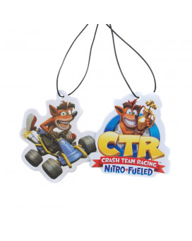 Car Air Refreshener -  Crash Team Racing - Nitro Fueled