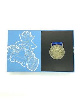 Commemorative Medal - Crash Team Racing - Nitro Fueled