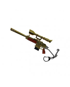 Privezak Fortnite 17cm - Semi-Automatic Sniper Legendary