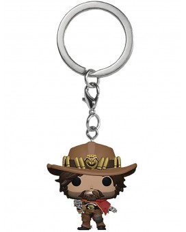 Privezak Overwatch POP! - McCree