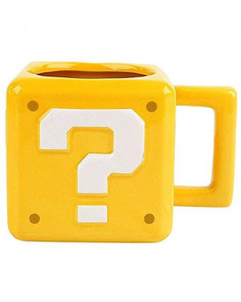 Šolja Super Mario Question Block Mug