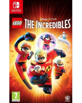 Switch Lego The Incredibles