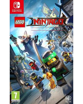 Switch Lego The Ninjago Movie