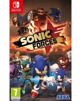 Switch Sonic Forces - Day One Edition