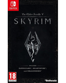 Switch The Elder Scrolls 5 - Skyrim