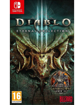 AKCIJA Switch Diablo 3 - Eternal Collection