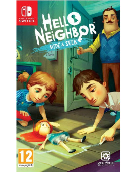 Switch Hello Neighbor - Hide & Seek