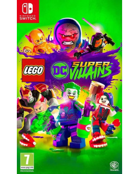 Switch LEGO Super Villains