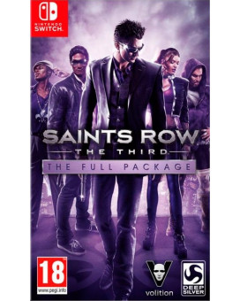 Switch Saints Row - The Third - The Full Package