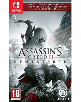 Switch Assassin's Creed 3 & Liberation HD Remastered
