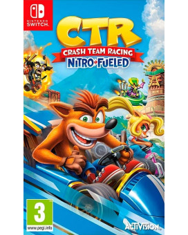 Switch Crash Team Racing - Nitro Fueled