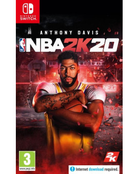 AKCIJA Switch NBA 2K20